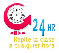 Videos diponibles las 24hr